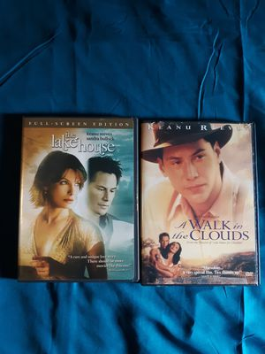 Keanu Reeves DVDs for Sale in Carmi, IL
