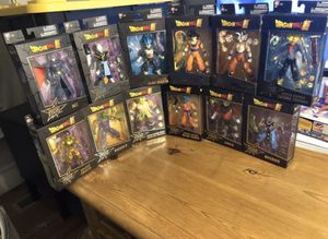 Dragon ball z action figures 16 inch , read discription for Sale in Santa Clara, CA