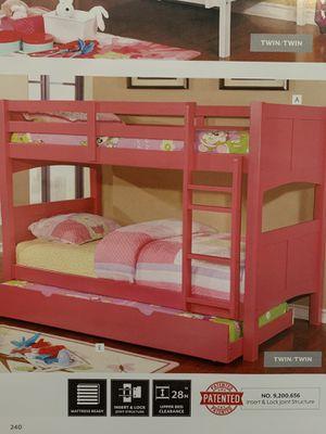 Twin / twin bunk bed !!!! for Sale in Atlanta, GA