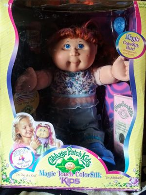 Cabbage patch magic touch COLORSILK ..new for Sale in Harbor City, CA