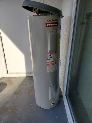 52 Gallons Water Heater for Sale in Tampa, FL
