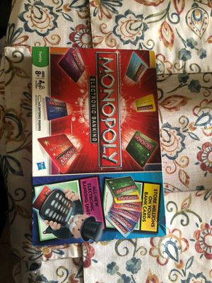 Monopoly Electronic Banking for Sale in West Covina, CA