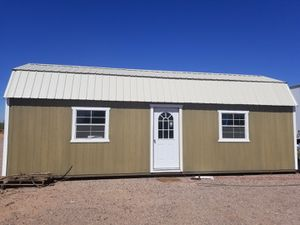 Barn- shed - tiny home - office double lofted, 8windows must sell ASAP for Sale in Mesa, AZ