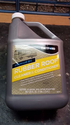 RV roof conditioner/cleaner for Sale in Fleetwood, PA