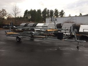 2020 Yacht Club pontoon boat trailers brand new will trade for Sale in Westford, MA