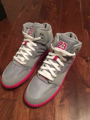 Girls Jordans 8 1/2 Youth size, never worn. for Sale in Bellaire, TX