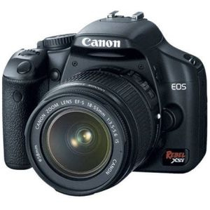 CANON EOS REBEL XSI WITH LENS for Sale in Waltham, MA