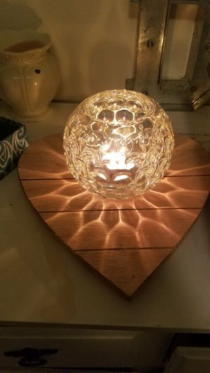 Candle holder decor for Sale in Port St. Lucie, FL