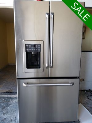 💥💥💥GE LIMITED QUANTITIES! Refrigerator Fridge Counter Depth #1540💥💥💥 for Sale in Fontana, CA