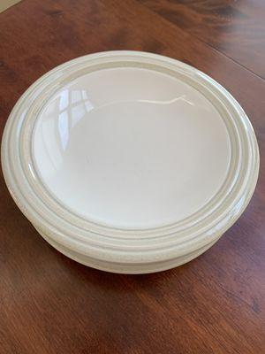 Pfaltzgraff Cappuccino Set of 2 Salad Plates. for Sale in Arlington, VA