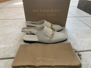 Burberry mule sandals for Sale in Los Angeles, CA