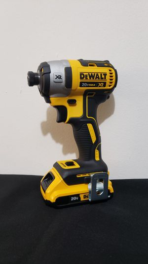 New Impact Drill Brushless 3 Speed 1/4 whit (1) Battery 2.0AH NO CHARGER FIRM PRICE for Sale in Woodbridge, VA