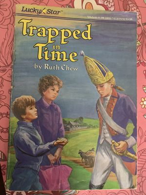 Children Book trapped in time by Ruth chew for Sale in Gibsonton, FL