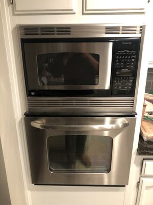 GE - microwave / oven for Sale in Fresno, CA