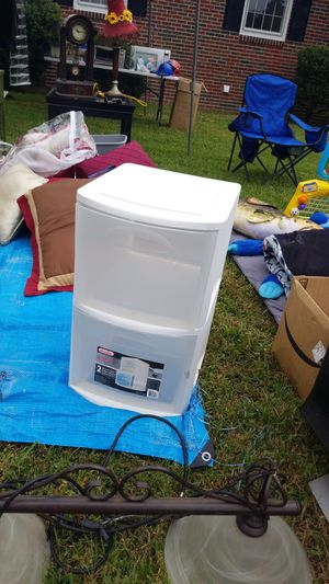 Plastic drawers for Sale in Suffolk, VA