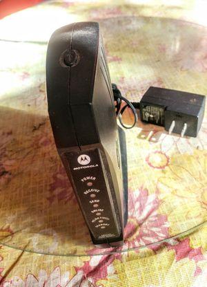 Motorola Modem...Mod#SB5120 for Sale in Lake Worth, FL
