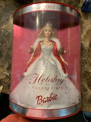 2001 holiday Barbie collectible inbox for Sale in Colorado Springs, CO