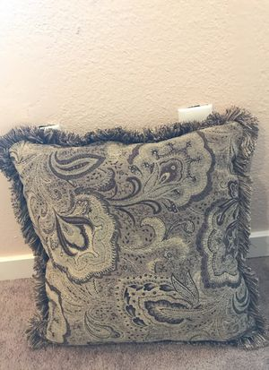 Large sofa pillow for Sale in Salt Lake City, UT