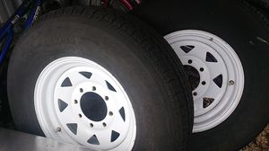 Trailer tires for Sale in Lake Wales, FL
