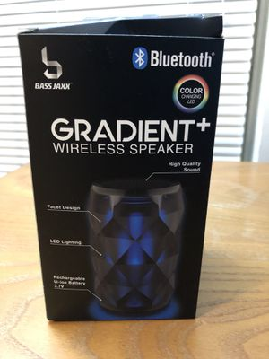Bluetooth speaker for Sale in Gaithersburg, MD
