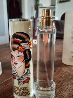 Love And Luck Ed Hardy Perfume for Sale in Tacoma,  WA