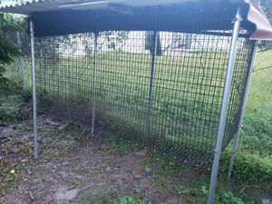 Bird cage 34 inches deep x361/2 high x72 wide for Sale in BVL, FL