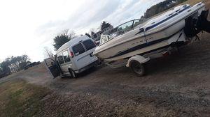 Boat and van boat is a 2005 new motor for Sale in Orange, VA