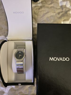 Movado wrist watch for Sale in Providence, RI