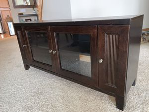 Entertainment Media Cabinet for Sale in Osseo, MN