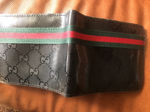 Black men gucci wallet for Sale in Washington, DC