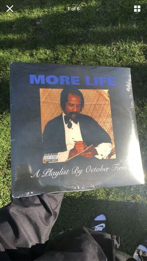 Drake 'More Life' Vinyl MINT Sealed for Sale in Mentor, OH