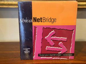 Brand New Shiva NetBridge AppleTalk Network Bridge Vintage for Sale in Elk Grove Village, IL