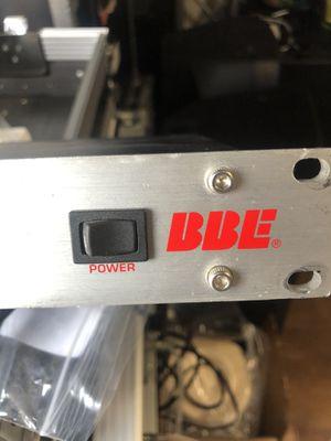 BBE. Maximizer. Dj equipment. Dj lights. Dj audio. DJ gear. for Sale in San Dimas, CA