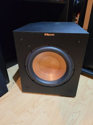 Klipsch sub sround speaker for Sale in Shadow Hills, CA