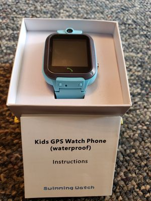 Kids ( Gps ) Watch Phone, Camera for Sale in Gahanna, OH