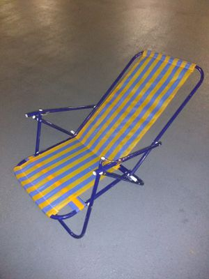 Kids Lounge Chair -folds for Sale in Alexandria, VA