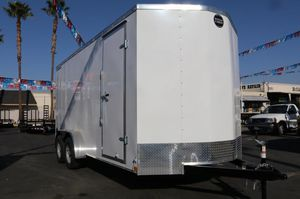 (OBO )Wells Cargo 2020 7x16x83 Enclosed Trailer for Sale in Irwindale, CA