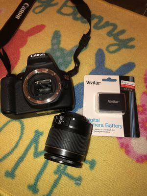 Canon Rebel T5 for Sale in Tamarac, FL