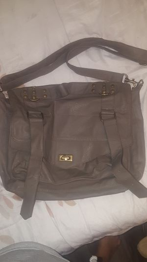 Grey Messenger Bag for Sale in Tacoma, WA