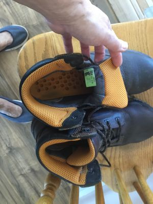 Timberland Pro Titan Safety toe men's 10.5W for Sale in Saint Pauls, NC