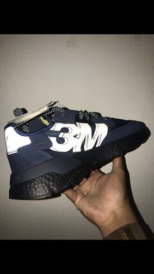 Adidas Nite Jogger 3m sizes 9,9.5,10,12 for Sale in Lathrop, CA