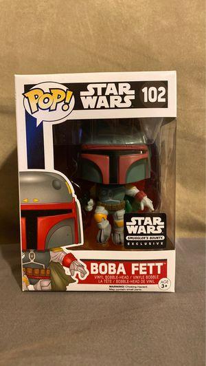 Smuggler's Bounty Exclusive Boba Fett Funko Pop for Sale in Anaheim, CA