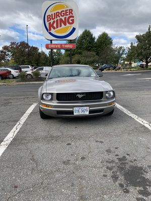 Selling 2008 Ford Mustang for Sale in Manassas, VA