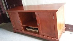 Large screen tv stand for up to 75 in. for Sale in Huntington, IN