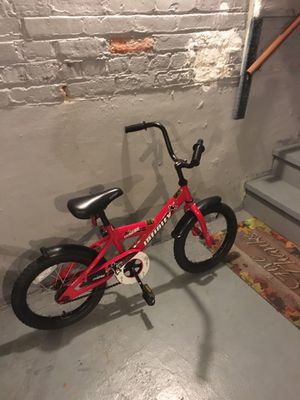 "Red bike size 16"" for Sale in Chicago, IL"