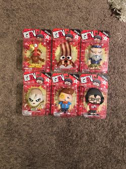 FGTEEV Action Figure Lot Set Of 6 for Sale in University Place,  WA