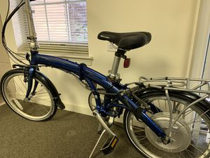 Dahon folding electric bike for Sale in North Wales, PA