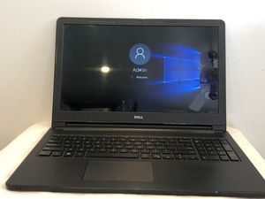 Dell Inspiron 15 Intel processor for Sale in Upper Marlboro, MD
