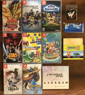 Nintendo Switch Games for Sale in Pleasant Hill, CA