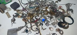 Old costume jewelry for Sale in Reading, MA